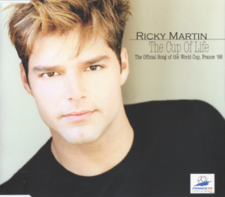 The Cup of Life 1998 Ricky Martin song