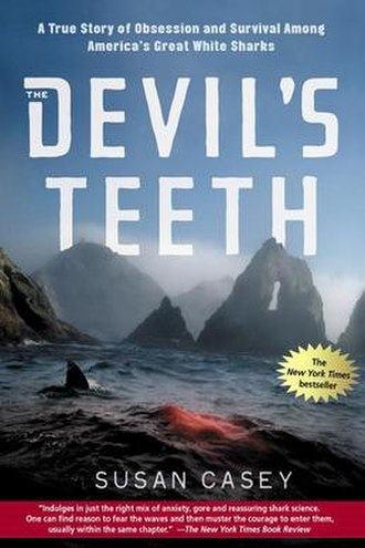 The Devil's Teeth - First edition cover