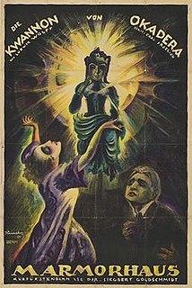 <i>The Kwannon of Okadera</i> 1920 film