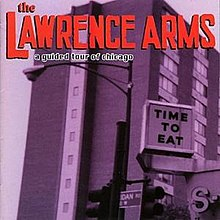 The Lawrence Arms - A Guided Tour of Chicago cover.jpg