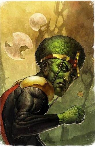 Leader (comics) - Image: The Leader (Samuel Sterns)