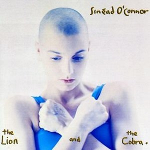 The Lion and the Cobra - Image: The Lion and the Cobra (Sinéad O'Connor album cover art)