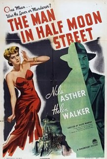 <i>The Man in Half Moon Street</i>