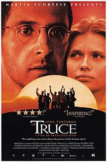 <i>The Truce</i> (1997 film) 1997 film by Francesco Rosi