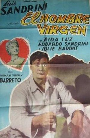 The Virgin Man - Image: The Virgin Man