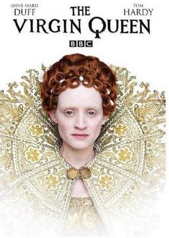 The Virgin Queen (TV serial) - Image: The Virgin Queen (TV Serial) Cover