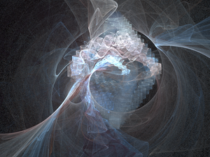 Apophysis (software) - Image: The Void