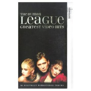 The Human League Greatest Hits (video) - Cover of 1995 version
