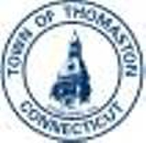 Thomaston, Connecticut - Image: Thomaston C Tseal