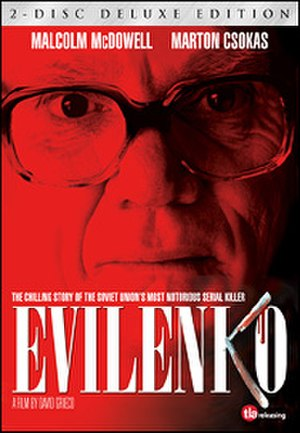 Evilenko - UK DVD cover