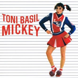 Mickey (song) - Image: Toni Basil Mickey
