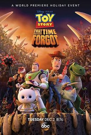Toy Story That Time Forgot - Image: Toy Story That Time Forgot