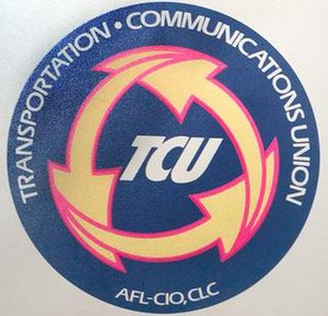 Transportation Communications International Union - Image: Transportation Communications Union