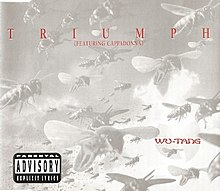 Triumph by Wu-Tang Clan commercial European release.jpg