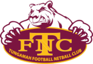 Tungamah Football Club - Image: Tungamah Football Netball Club logo