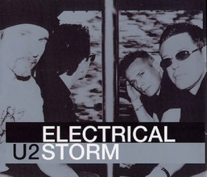 Electrical Storm (song) - Image: U2electricalstorm
