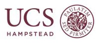 University College School - Image: UCS RGB logo reduced resolution