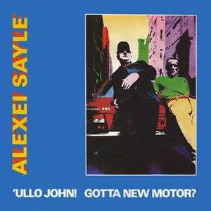 'Ullo John! Gotta New Motor? - Image: Ullo John Gotta New Motor Sleeve