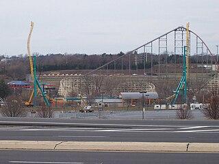 Possessed (roller coaster)