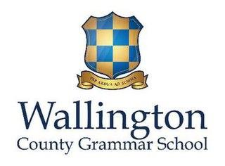Wallington County Grammar School Grammar, academy in Wallington, London, England