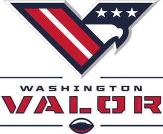 Washington Valor - Image: Washington Valor