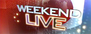 Weekend Live - Titlecard for Weekend Live