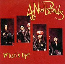 4 Non Blondes - What's Up? (studio acapella)