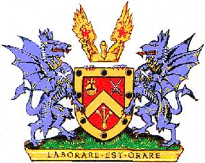 Municipal Borough of Willesden - Arms of Willesden Borough Council
