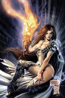 Witchblade Comic Pdf