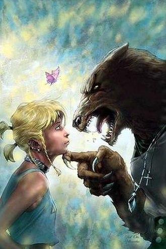 Wolfsbane (comics) - Image: Wolfsbanebutterflyef fect