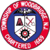 Official seal of Woodbridge Township, New Jersey