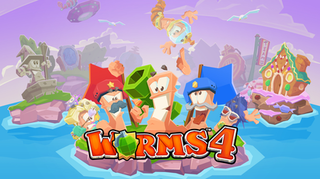 <i>Worms 4</i> (2015 video game) 2015 video game