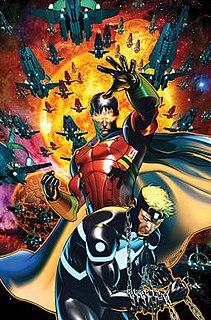Vulcan (Marvel Comics) character in Marvel Comics