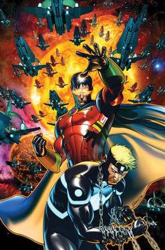 Vulcan (Marvel Comics) - Image: X Men Kingbreaker 1