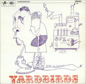 Roger the Engineer - Image: Yardbirds Roger The Engineer