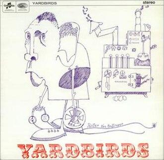 Roger the Engineer - Image: Yardbirds Roger The Engineer