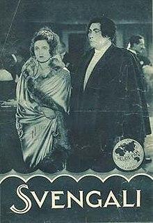 <i>Svengali</i> (1927 film) 1927 film