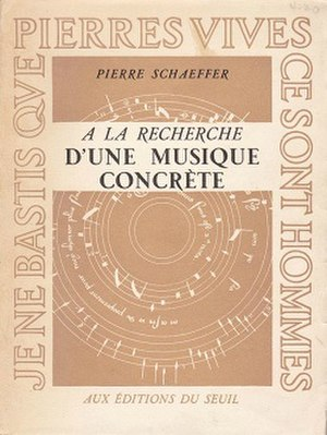 In Search of a Concrete Music - First edition