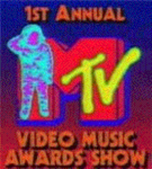 1984 MTV Video Music Awards - Image: 1984 mtv vma logo
