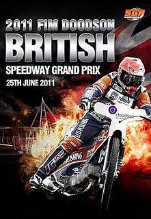 2011 Speedway Grand Prix of Great Britain