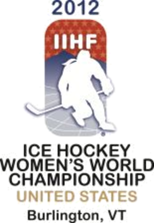 2012 IIHF Women's World Championship - Image: 2012 IIHF Women's World Championship