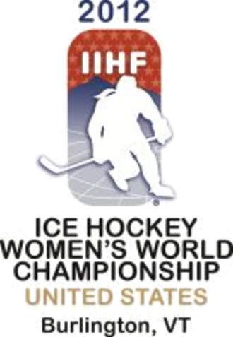 2012 IIHF Women's World Championship - Image: 2012 IIHF Women's World Championship