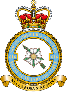 No. 616 Squadron RAF
