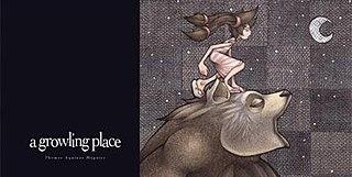 <i>A Growling Place</i> book by Thomas Aquinas Maguire