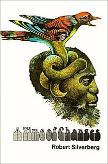 <i>A Time of Changes</i> novel by Robert Silverberg