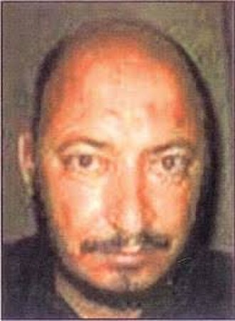 Abu Omar al-Baghdadi - Mugshot of a man believed to be Abu Omar al-Baghdadi