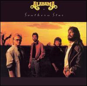 Southern Star (album) - Image: Alabama Southern Star