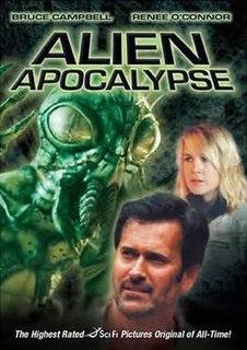 <i>Alien Apocalypse</i> 2005 American science fiction TV film