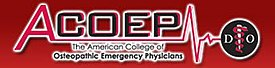 American College of Osteopathic Emergency Physicians logo.jpg