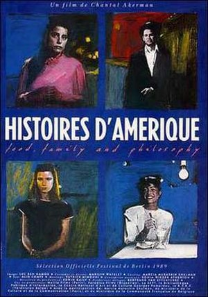 American Stories, Food, Family and Philosophy - Film poster